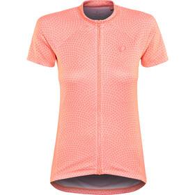 PEARL iZUMi Select Escape Graphic Maglietta jersey a maniche corte Donna, sugar coral kimono